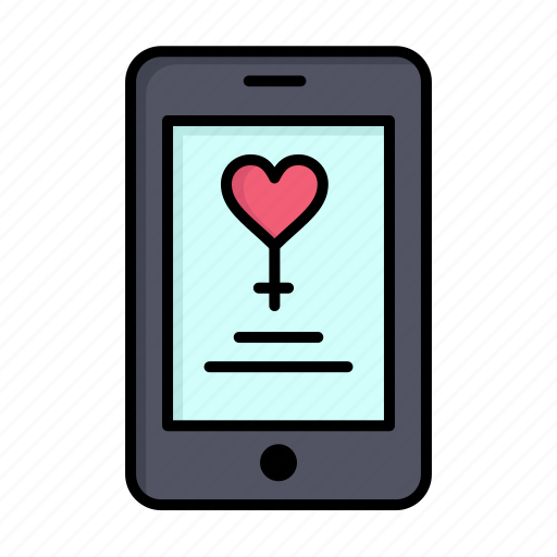 app, day, love, lover, mobile, women, womens icon