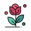 day, flower, love, rose, women, womens icon
