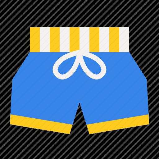 clothes, fashion, female, shorts, women, women's clothing icon