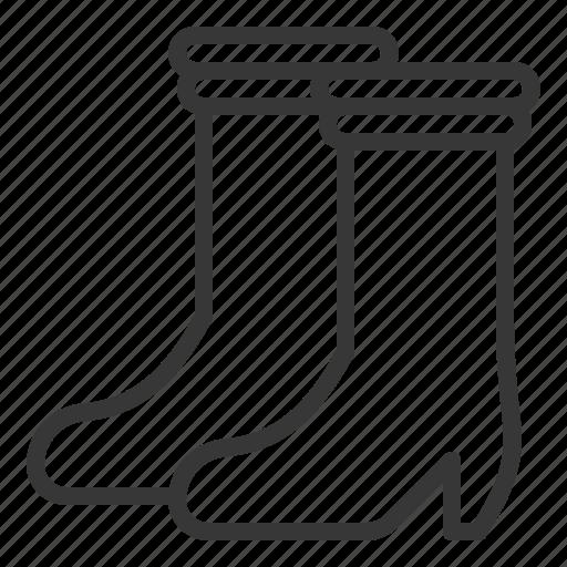 boots, clothes, fashion, female, shoe, women icon