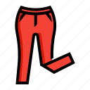 breeches, denims, jeans, pants, trousers icon