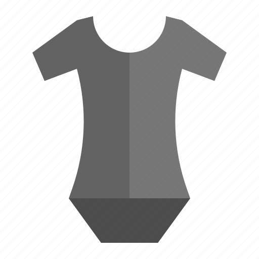 clothes, fashion, female, leotard, wear, women, women's clothing icon