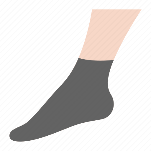 clothes, fashion, female, sock, wear, women icon