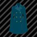 blouse, clothing, dress, fashion, jacket, women, women's clothing icon