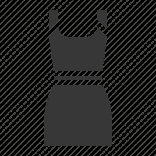 clothes, dress, fashion, female, women, women's clothing icon