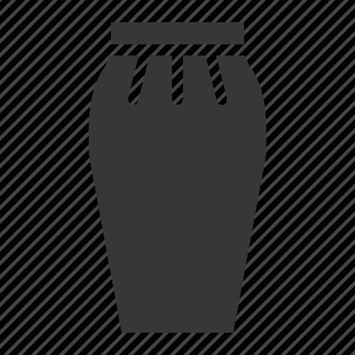 clothes, fashion, female, skirt, women, women's clothing icon