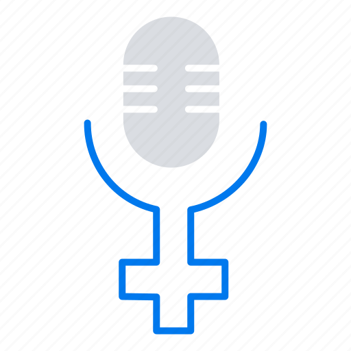 microphone, record icon