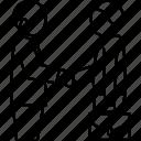 briefcase, handshake, negotiation, office, work icon