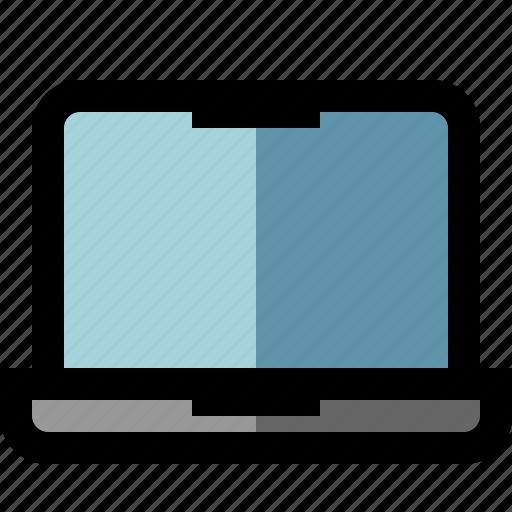 computer, laptop, macbook, notebook icon