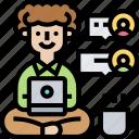 chat, online, communication, message, conversation