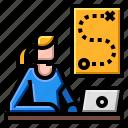 organizer, planner icon