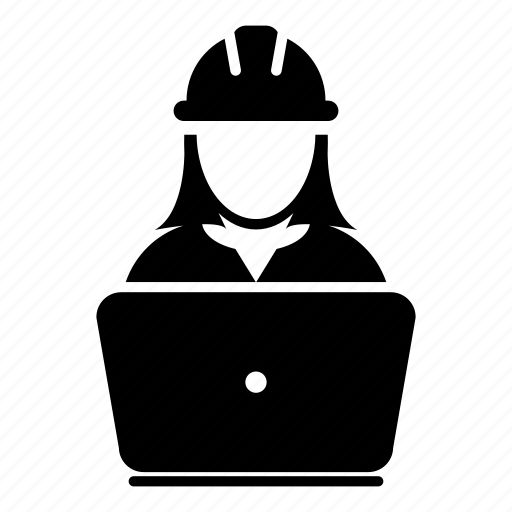 architect, operator, worker icon