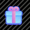 gift, christmas, decoration, present, ornament, box