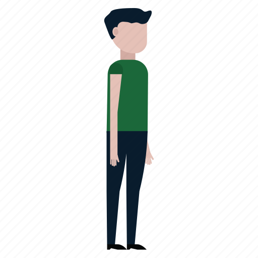 Boy, man, people, avatar, human, character icon - Download on Iconfinder