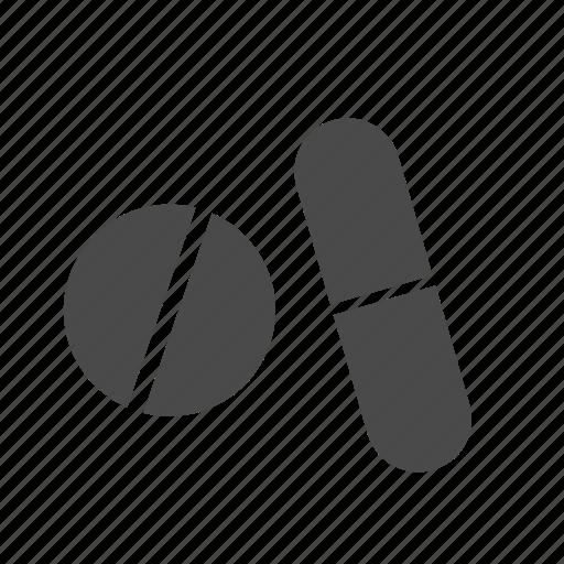 medicaments, medicine, nutrition, pills, supplements icon