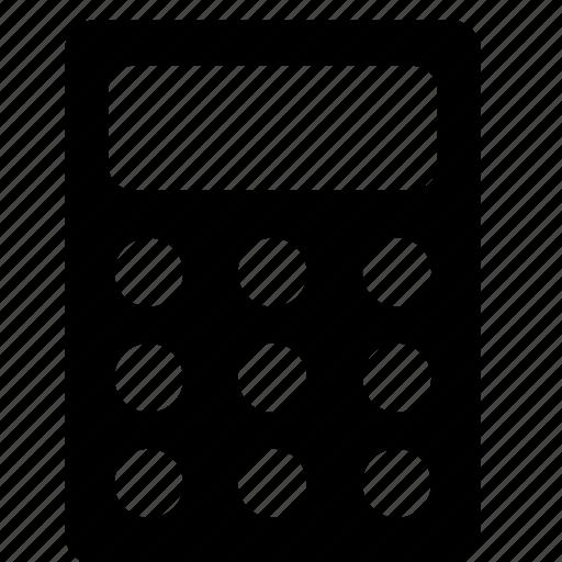 adder, adding device, calculator, estimator, number cruncher, reckoner icon