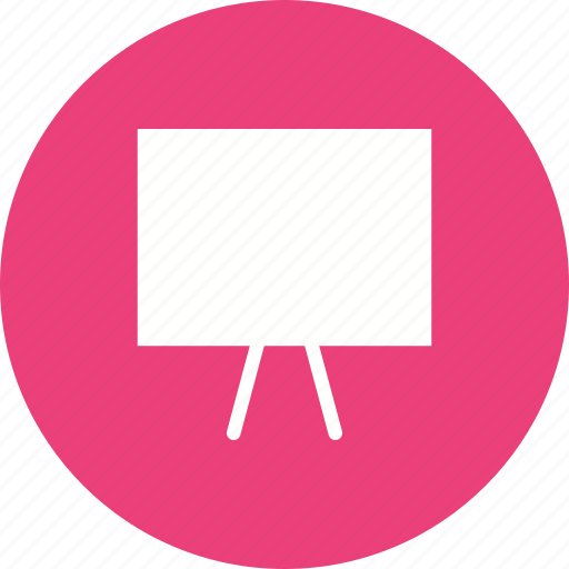 board, business, chart, meeting, office, presentation, training icon