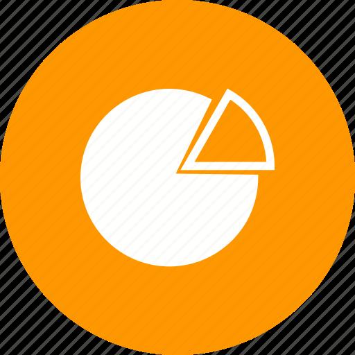 business, chart, graph, information, pie, presentation icon
