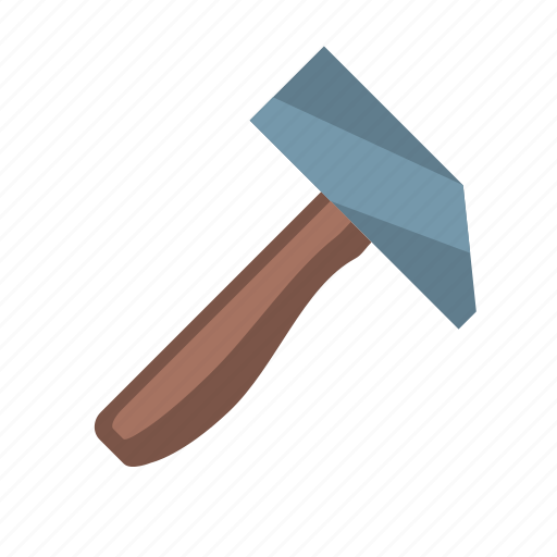 building, construction, hammer, hardware, repair, tool, work icon