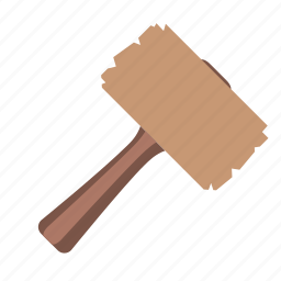 beetle, construction, hammer, hardware, mallet, sledge, tool icon