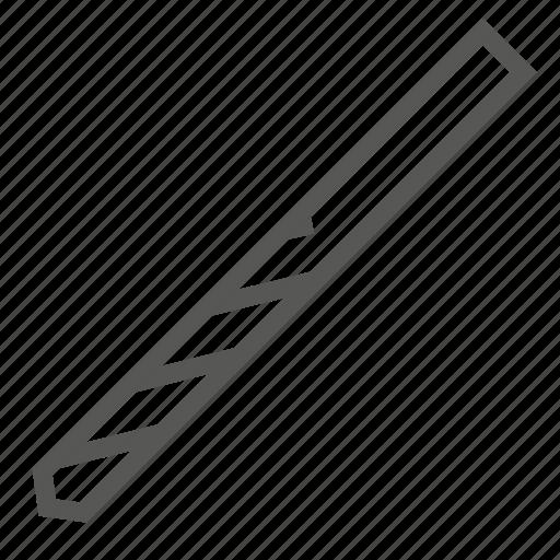 bit, drill, drilling, masonry, percussive, screw, tool icon