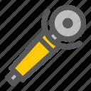 grinder, hand, power, tools, workshop icon