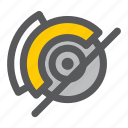circular, power, saw, tools, workshop
