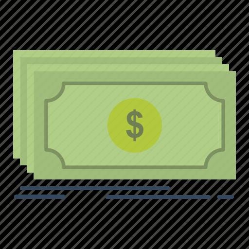 dollar, fund, money, transfer icon