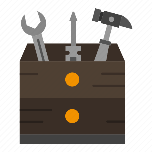 Box, carpenter, tool, tools icon - Download on Iconfinder