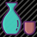 sake, alcohol, drink
