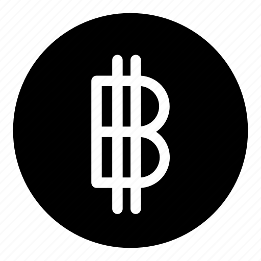 baht, currency, sign icon