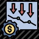 regression, loss, crisis, economic, business