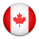 canada, flag, of icon