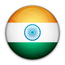 flag, india, of icon