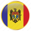 country, flag, flags, holida, moldova, national