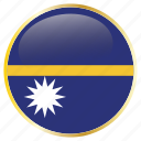 country, flag, flags, nauru
