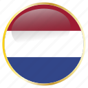 country, flag, flags, netherland