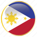 country, flags, national, philippines