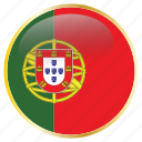 country, flag, flags, national, portugal