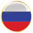 country, national, flags, russia