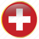 country, flag, flags, holida, national, switzerland