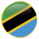 country, flags, holiday, national, tanzania