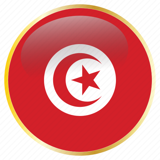Country, flags, tunisia icon - Download on Iconfinder