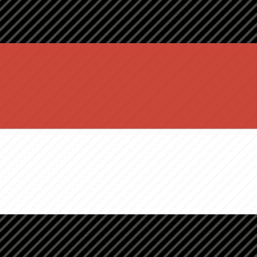 monaco, rectangle icon