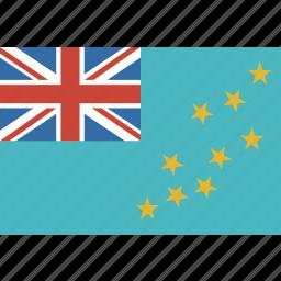 rectangle, tuvalu icon