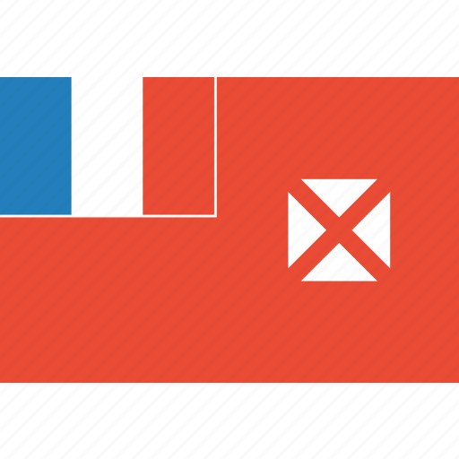 and, country, flag, futuna, nation, wallis icon