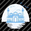 architecture, bibi, hybat, landmark, monument, mosque icon