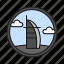 arab, architecture, burj, burjalarab, emirates, landmark, monument