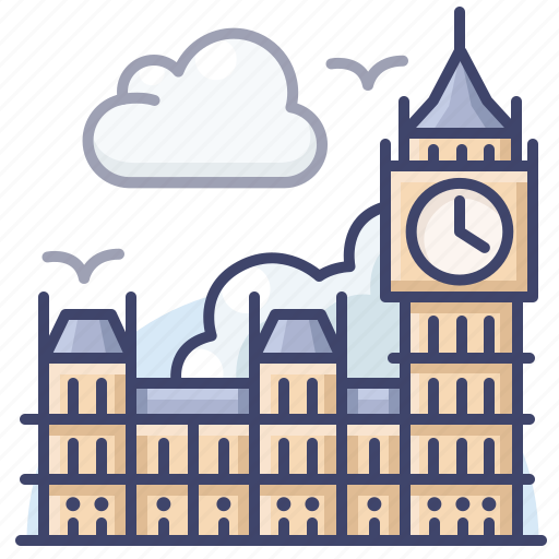 Ben, big, london, monument icon - Download on Iconfinder