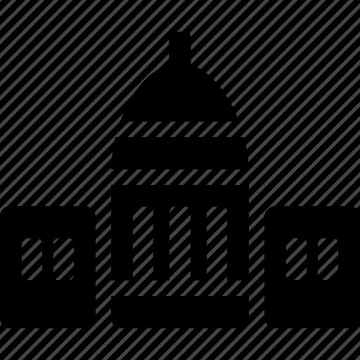 america, architecture, capitol hill, congress, government, usa, washington icon